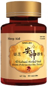 SINOSCI 05  Lingzhi Sleeping Aid